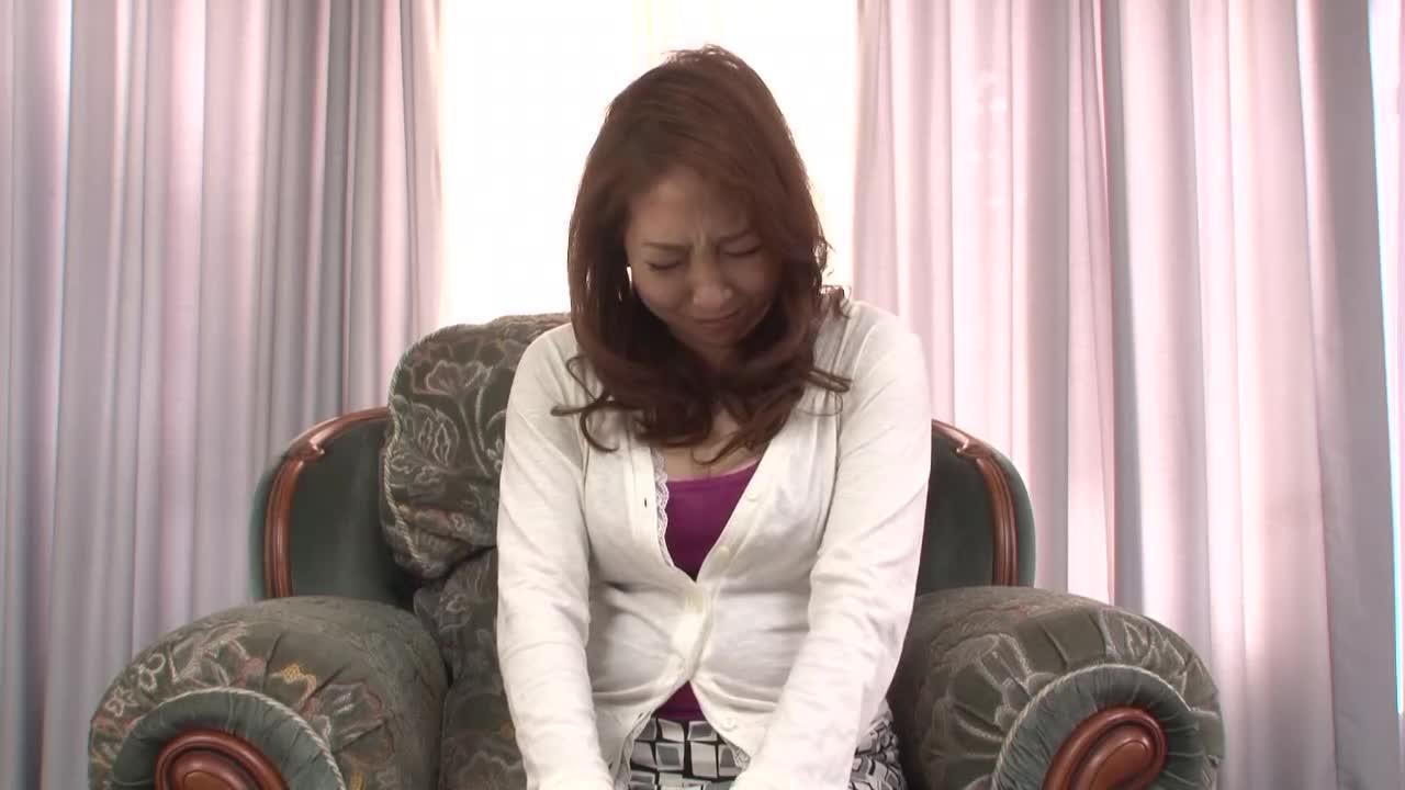 【城下洋子/40歳/初撮りドキュメント企画】四十路の年増のおばさんがアダルトビデオに出演する素人企画