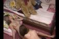 【フル勃起】浜田○子似の美形ギャルがお部屋でラブラブレズプレイ